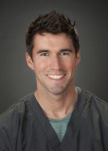 Dr. Ryan Morrison practitioner at Millard Family Dentistry